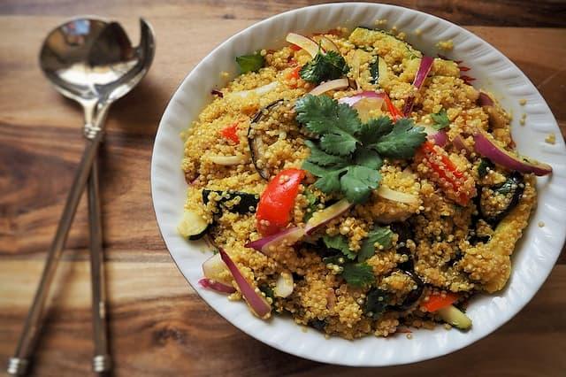 Propiedades y beneficios de la quinoa