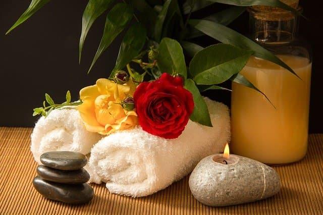 La correcta preparación del baño con aceites esenciales