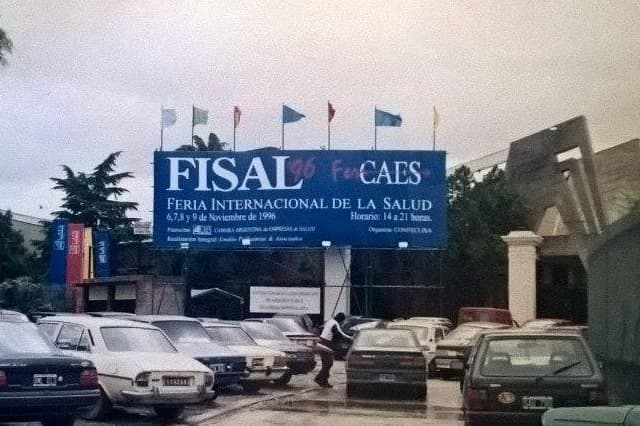 Feria Internacional de la Salud en Buenos Aires