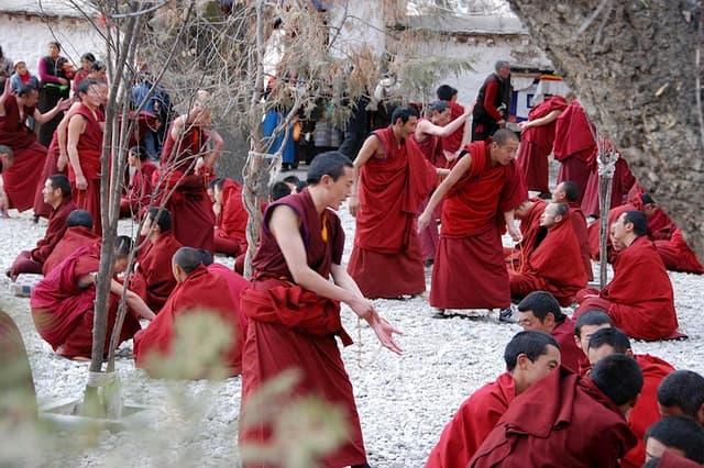 Principios de la medicina tibetana budista